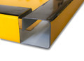 1200x900 Box Section TRAFFIC HAZARD AHEAD