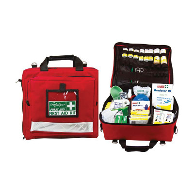 First Aid Kit Portable Soft Case 400x350x200mm