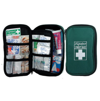 Travel First Aid Kit Soft Case 240x140x75mm