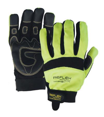 Marksman Glove HI-VIS - X-LARGE - Touchscreen