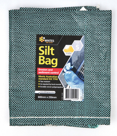 Silt Bags 800x250 - PACK of 5