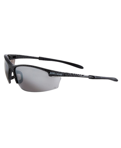 JB's WEB SPEC 1337.1 ANTI FOG SMOKE Safety Glasses