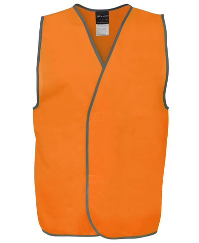 Orange Day Only Vest