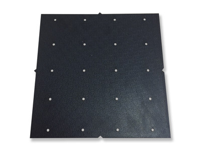 ABS Plastic Template for Drilling TACTILES (DIRECTIONAL)