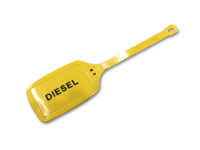 DIESEL Jerry Can ID Tag