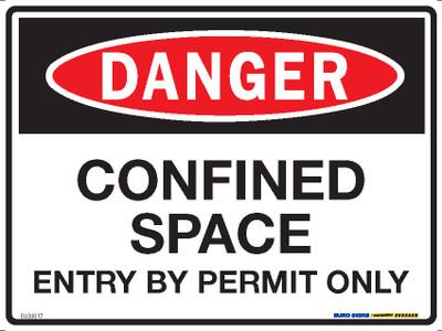 DANGER CONFINED SPACE ENTRY PERMIT 300x225 MTL