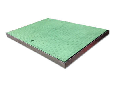 SMC Ecolite 900x600 Junction Pit Cover GREEN