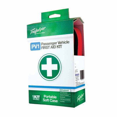 PV1 Personal Vehicle First Aid Kit