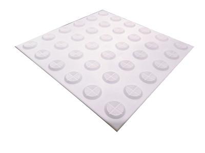 Tactile 300x300 Self Adhesive Duratac WHITE
