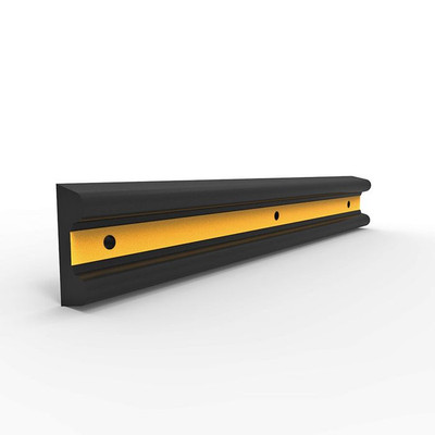Dock Bumper B-section Rubber 55 x 160 x 1000mm