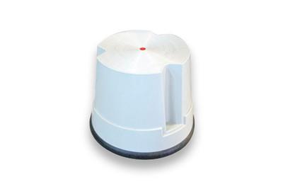 Step Stool Plastic (light grey) 300mm High