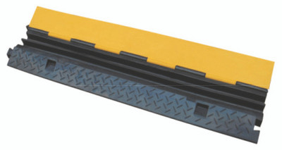 2 Channel Cable Protector 1000x250x45 (x2 30x30 channels)