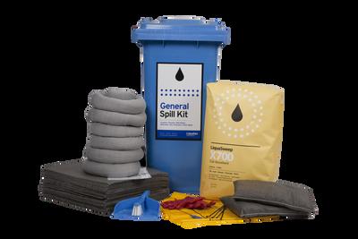 Spill Kit 120 LTR BIN General Purpose STD