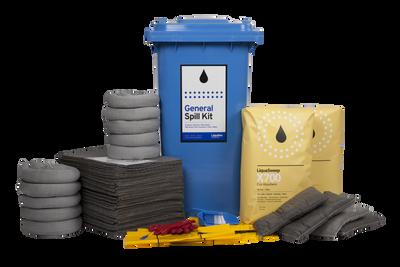 Spill kit - 240 LTR BIN - General Purpose - STD