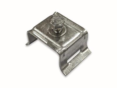 Band-It Bracket Buckle c/w M8x16mm screw&washer (up to 19mm strap)
