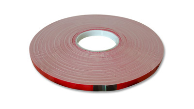 D/Sided Tape 5711 FOAM 1.1mm WHT 12mmx33mtr ROLL