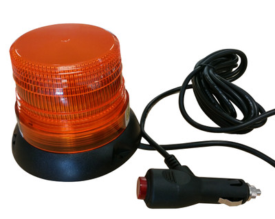 Viper LED Magnetic with Charger Plug with 4 LED