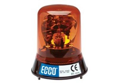 Rotating Beacon FIXED 12 volt AMBER