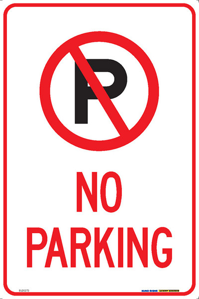 NO PARKING 300x450 MTL