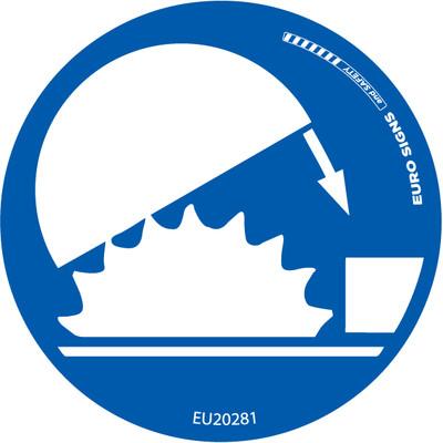100mm MANDATORY - GUARD - DECAL