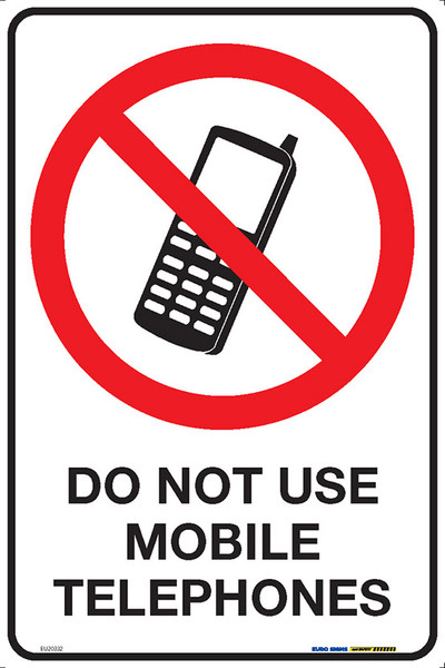 DO NOT USE MOBILES 300x450 MTL