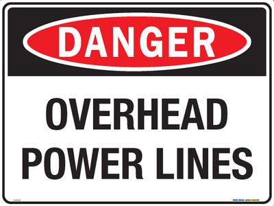 DANGER OVERHEAD POWERLINES 600x450 MTL