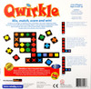 Qwirkle, strategic game that can be played by people with different abilities. Great for those with memory loss or dementia.