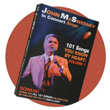 101 Songs You Know By Heart DVD. Great memories, sing along, words on screen