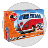 Airfix Quick Build Volkswagon Camper model