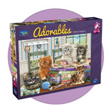300 piece jigsaw puzzle Adorable Kitten Capers