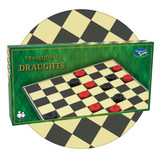 Draughts or Checkers game
