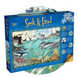 300 piece Seek and Find puzzle featuring the Ocean