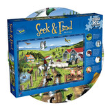 Seek and Find The Farm Jigsaw Puzzle