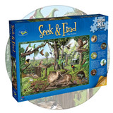 Seek and Find The Forest Jigsaw Puzzle