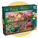 500 extra large piece puzzle of a general store