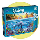 Gallery Dolphin Ship Jigsaw Puzzle