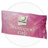 Cap with Shampoo and conditioner, no rinse needed