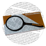 Waltex Magnifying Glass 75mm