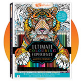 A beautiful colouring and pencil gift set