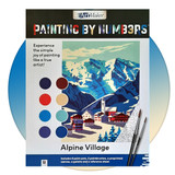 Painting by numbers gift set