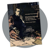Sherlock Holmes: The Adventure of the Blue Carbuncle novel