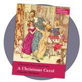 A Christmas Carol Novel, by Charles Dickens (A Dovetale Press Adaptation)