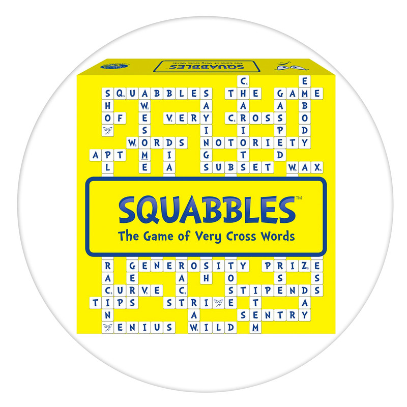 Squabbles, fun word game