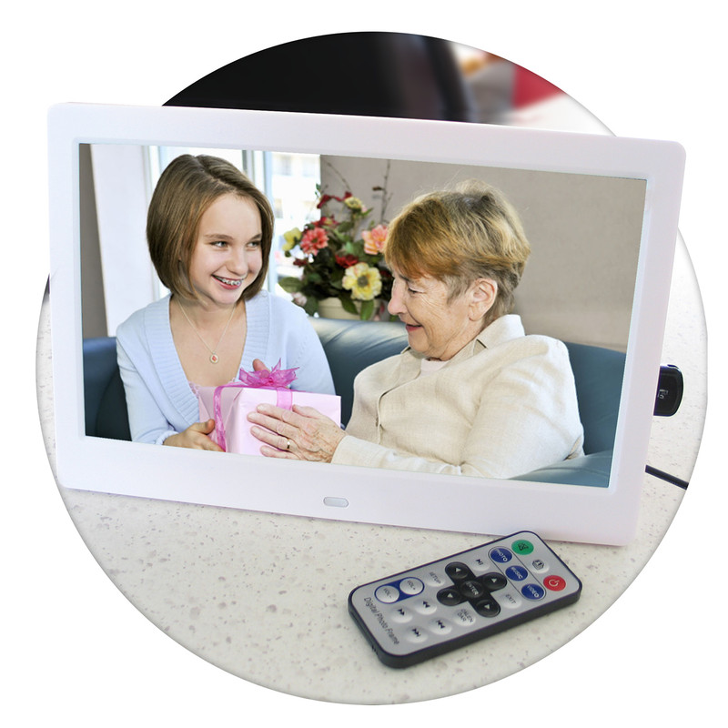 Digital Photo Frame to help keep special memories near