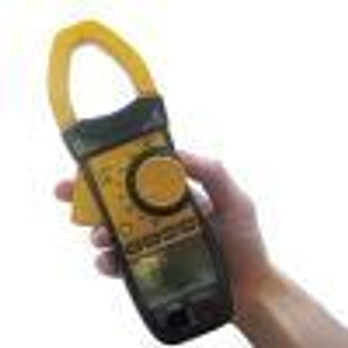 AC, DC True RMS digital clamp meter, VA318