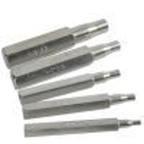 5 PIECE SWAGING PUNCH TOOL SET FOR EXPANDING TUBES SWAGE JOINING COPPER PIPE