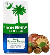 Hazelnut Cream Decaffeinated