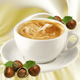 Rich, Buttery Roasted Hazelnuts - Decaf Flavored Coffee
