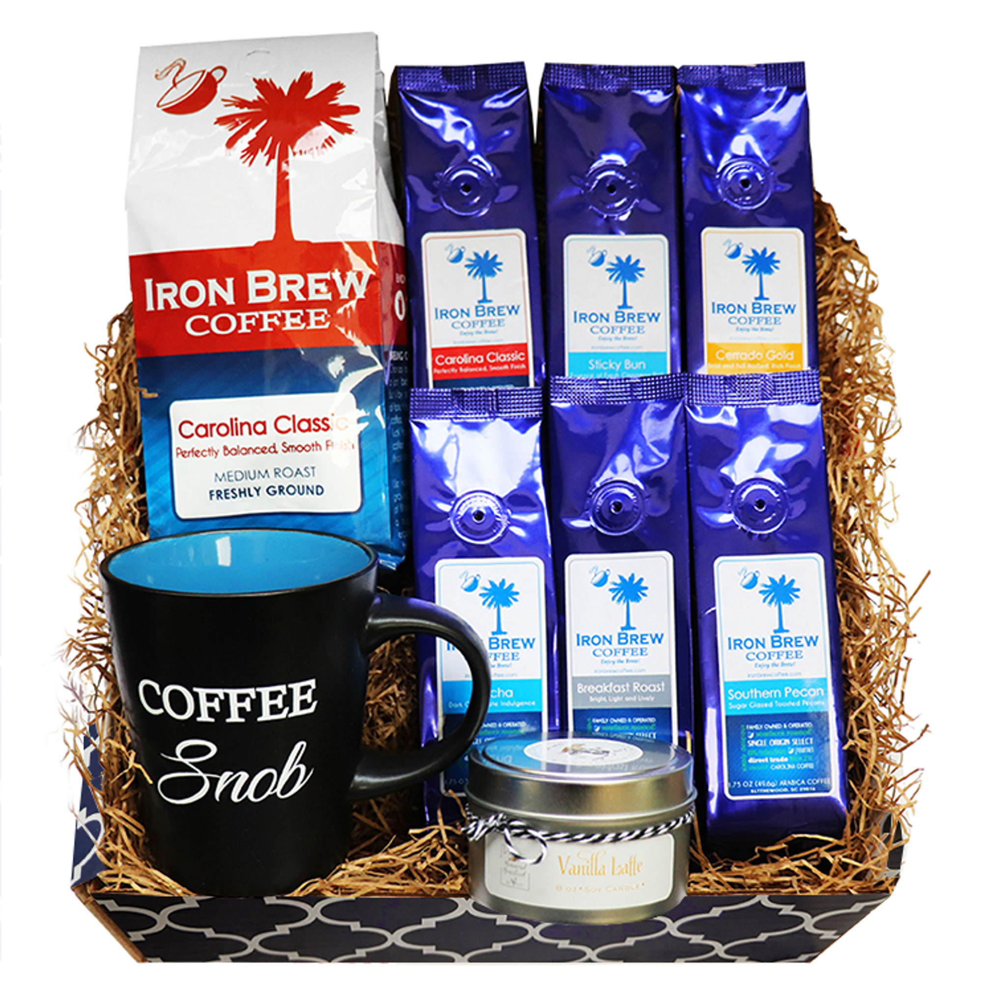 Southern Deluxe Gift Box Coffee Gifts