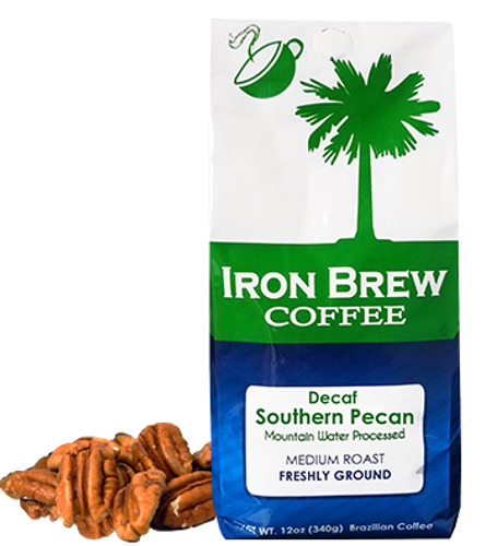 Sugar Glazed Toasted Pecans, Decaf Flavored Coffee